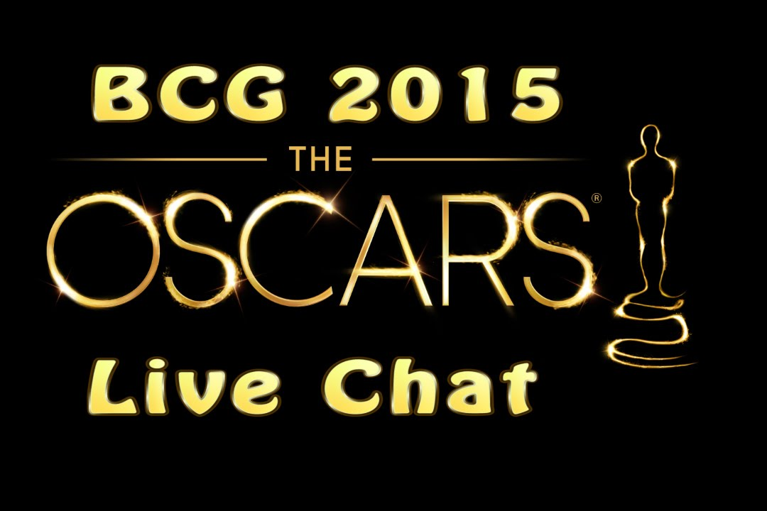 BCG 2015 Oscars Live Chat (with Joe from Agree to Disagree) - YouTube