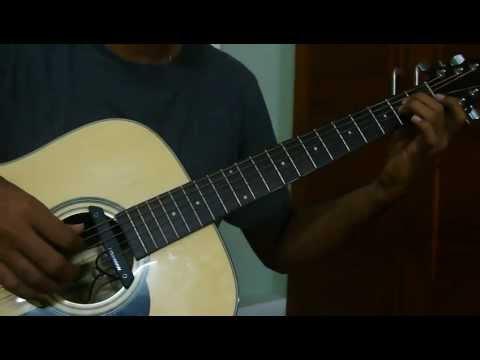 Chura Liya Hai Tumne Jo Dil Ko - Acoustic Guitar Cover