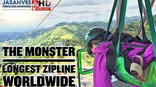 Longest Zipline in the World by Guiness Record,  Toro Verde Adventure in Puerto Rico