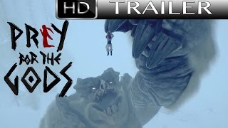 Prey for the Gods - Trailer - Shadow of the Colossus 2?