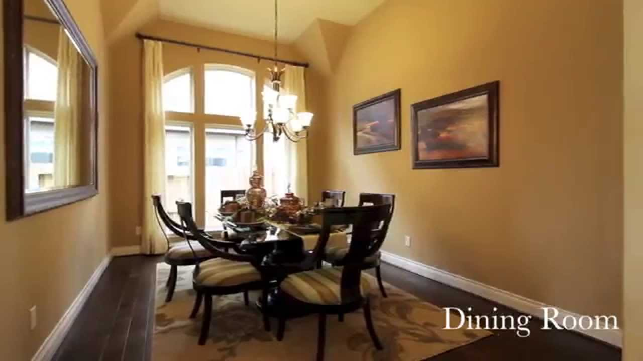 Perry Homes Model Home Cross Creek Ranch Youtube