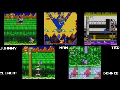 Sonic the Hedgehog 2 Race