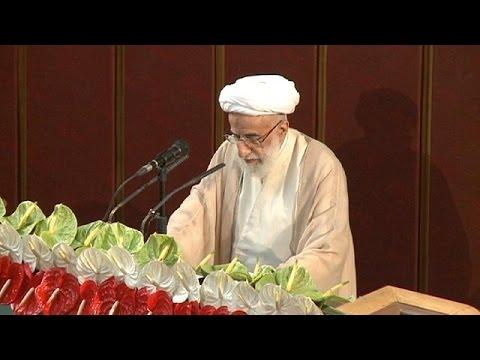 Iran appoints hardliner Ahmad Jannati to lead powerful assembly