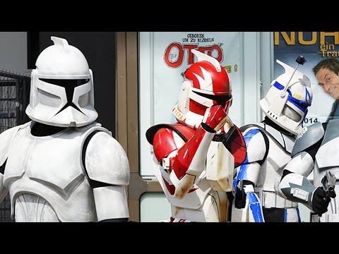 Star Wars Celebration - Праздник для фанатов Звездных Войн (Репортаж)