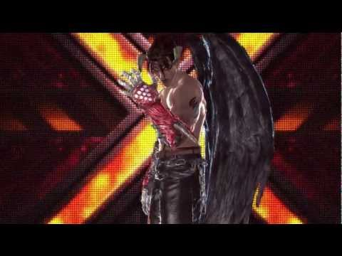 Tekken Tag 2 All standards characters solo intros P2