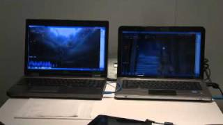 AMD Llano APU vs  Intel Sandy Bridge laptop