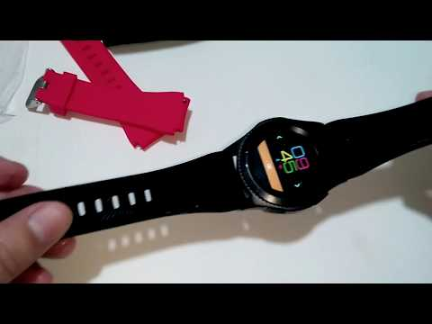 NO.1 G8 review, excllent design mtk2502 smartwatch with 3 mode save power function