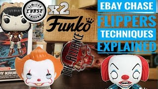 FUNKO POP EBAY FLIPPERS EXPOSED!!! SICK CHASE UNBOXING!!! GIVEAWAY ANOUNCEMENT!!!!