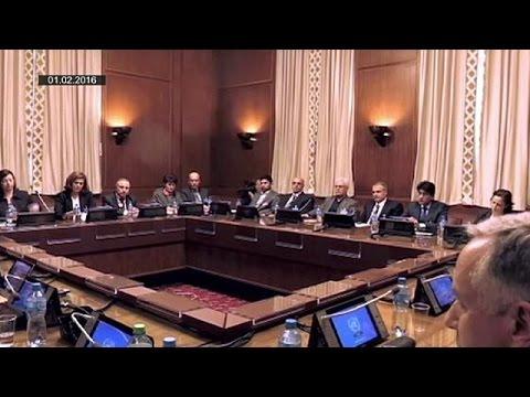 Suriye'nin geleceği için gözler Cenevre'ye çevrildi