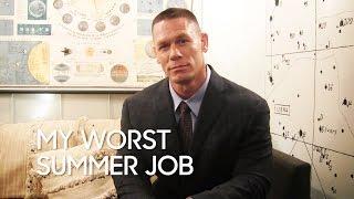 My Worst Summer Job: John Cena