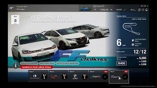 Gran Turismo™SPORT GT League FF Challenge Race 5 Onboard