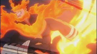 Endeavor Huge Power and Skills // Boku no Hero Academia