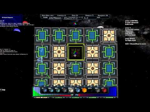 Starmade - Power Generation and Shield Breakdown (Tutorial)
