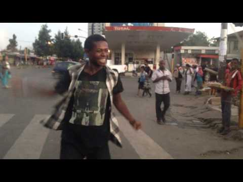 Another Funny Street Dance Addis Ababa Kazanchis