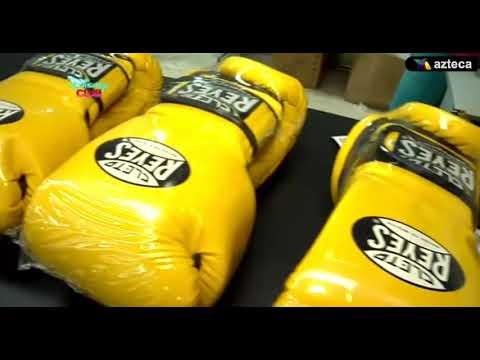 Fabrica de guantes de box Cleto Reyes