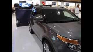 Ford Explorer 2012 г.в. видео тест-драйв на bizovo.ru
