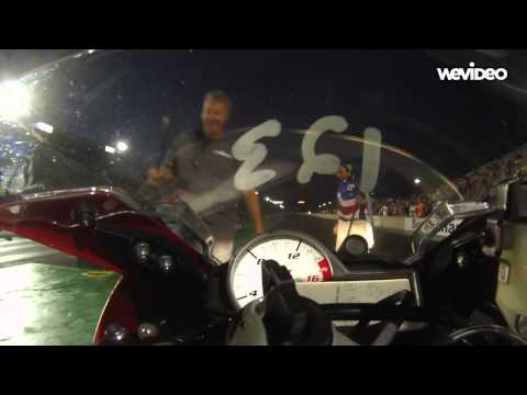 2015 BMW S1000RR Quarter Mile Drag Race