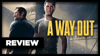 A Way Out Review: One Of The Best Stories Of The Generation
