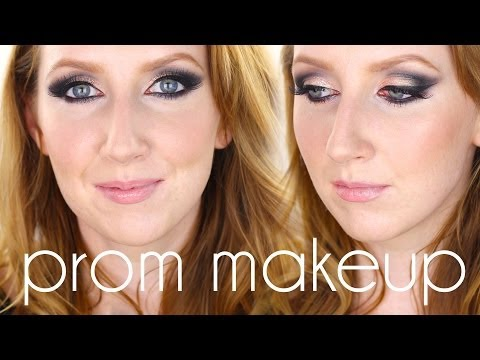Affordable Dramatic Prom Makeup Tutorial