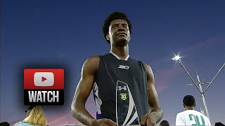 Under Armour 2015 Slam Dunk Contest Highlights (Every Dunk) - Josh Jackson KILLS IT!