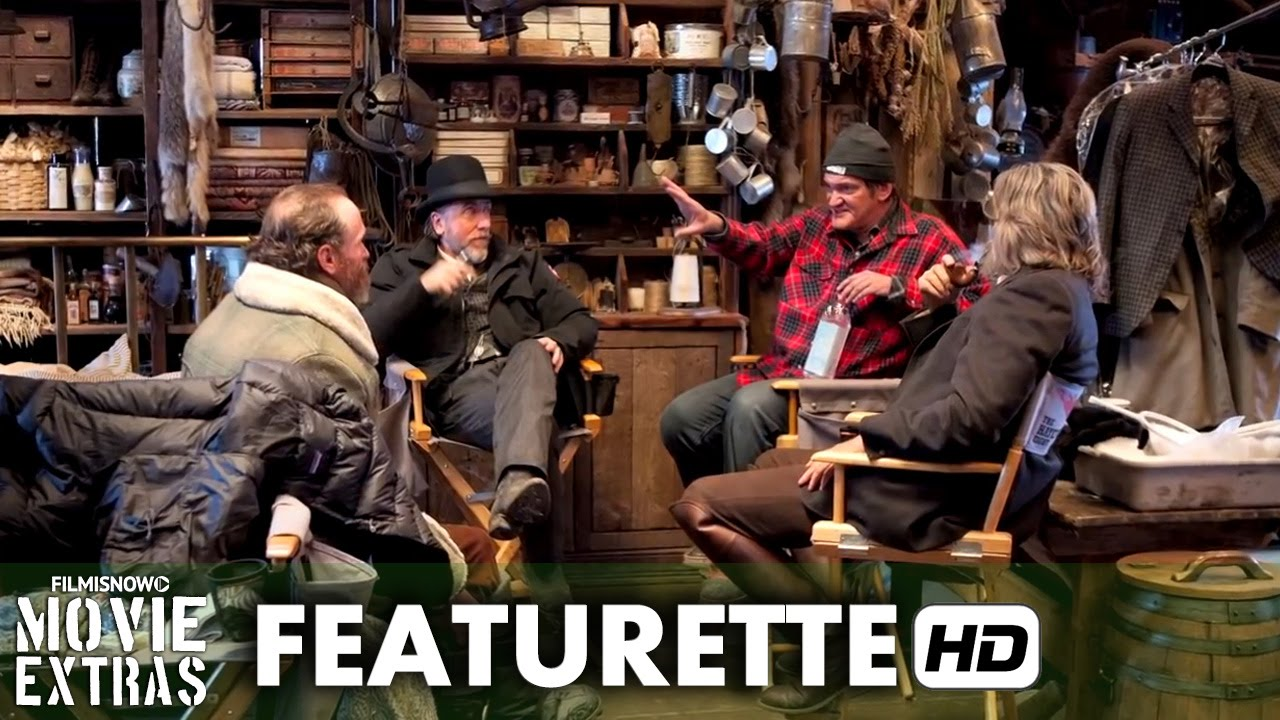 The Hateful Eight (2015) Featurette - Director/Writer Quentin Tarantino