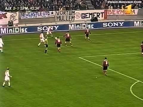 Аякс - Спартак: 1-3. Легендарные матчи (1998)