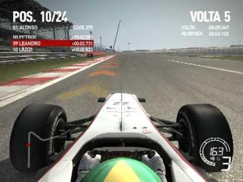F1 2010 = Após um Acidente