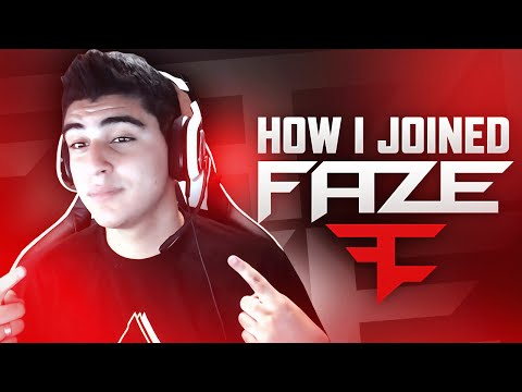 How I Joined FaZe / My History - 1M!