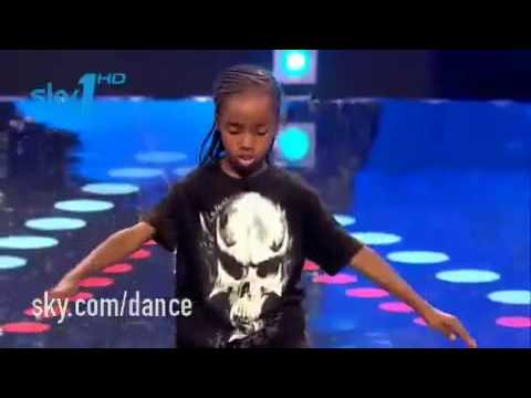 Amazing 10 yr old Dancer Akai   Got To Dance 2009.wmv top bailes 1