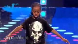 Amazing 10 yr old Dancer Akai   Got To Dance
