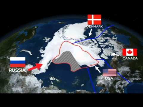 Russia's New Cold War: Moscow deploys military to bolster claims to energy-rich Arctic