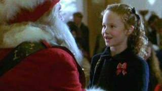 Child Actresses at Christmas
