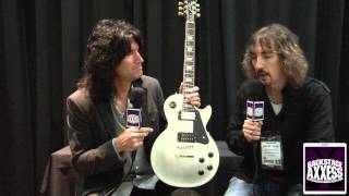KISS  Tommy Thayer Discusses Signature Guitar