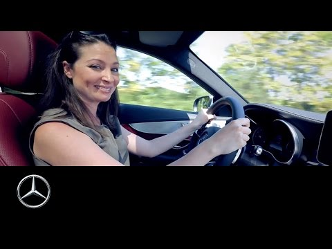 Mercedes-Benz TV: Torie tests the new C-Class Estate