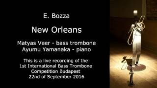 Eugene Bozza New Orleans