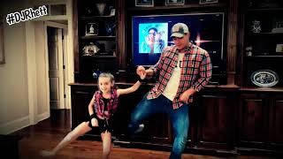 Daddy/daughter Git Up Challenge