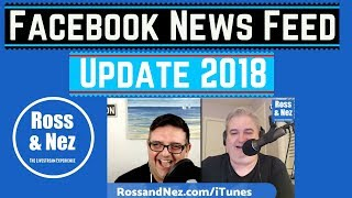 How To Get More Engagement on Facebook Business Page: Facebook News Feed Algorithm 2018 (HUGE NEWS)