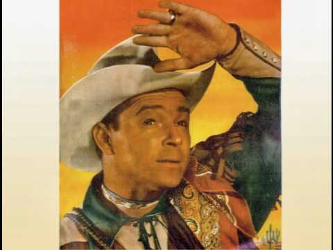 Roy Rogers, the King of the Cowboys