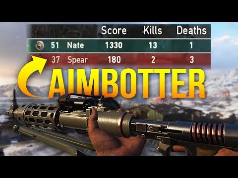 Making An Aimbotter Go Negative And Rage Quit