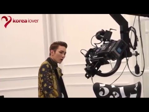 """SHINee """" Your Number """" Making Video"""