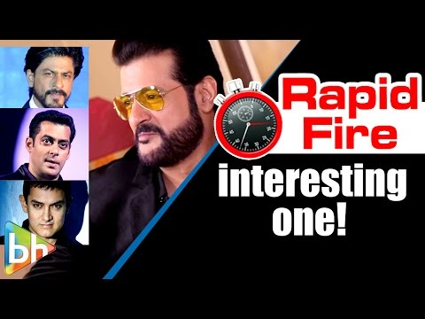 Armaan Kohli Interesting Comments on Salman Khan | Shahrukh