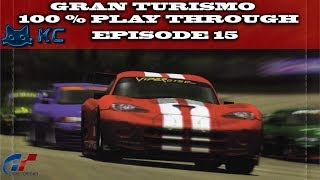 Gaming :Gran Turismo (Playstation) 🚗 Gran Turismo Mode Episode 15 (Special Events)