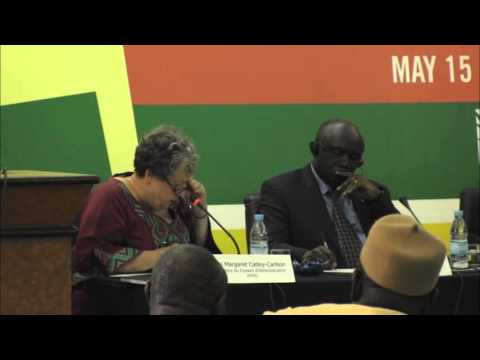 Economic Transformation in West Africa (2) - Ministerial Panel (English) - May 15, 2013