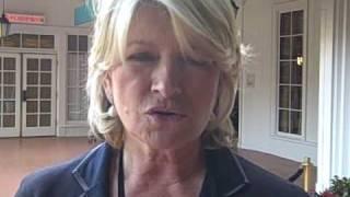 BlankCheck - Martha Stewart, CEO | Martha Stewart Living Omnimedia