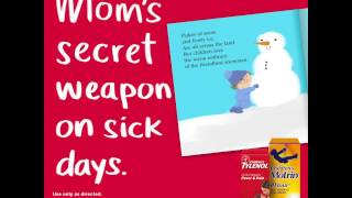 Children's Tylenol & Children's Motrin - Busy Book