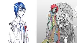 Nightcore Sally 39 S Song And Corpse Bride Medley Male Version