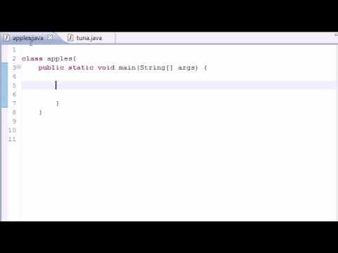 Java Programming Tutorial - 14 - Using Multiple Classes