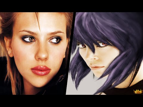 Scarlett Johansson Stars In Live Action Ghost In The Shell Movie Slated For 2017