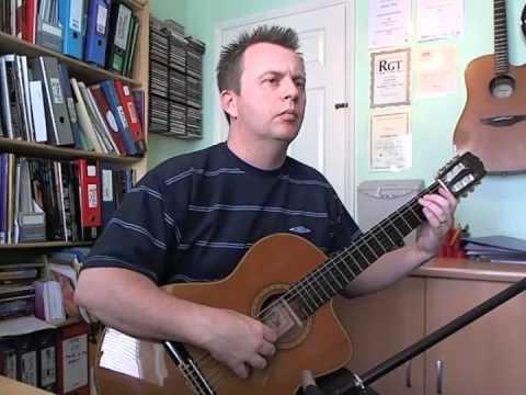 Preludio - Trinity Guitar Grade 2