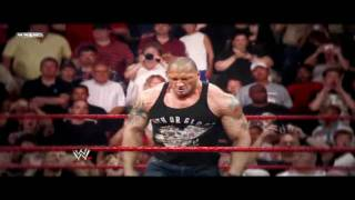 WWE The Great American  Bash 2008 - CM Punk Vs Batista Official Promo HD